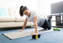 Lịch tập luyện tại nhà cho nữ trong 4 tuần giúp giảm cân, săn chắc cơ thể