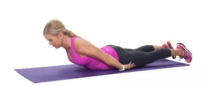 Mid-Back Extension