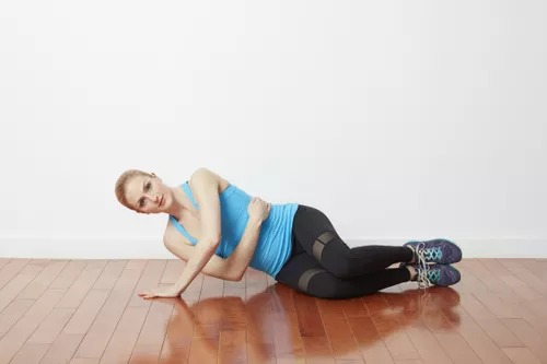 Single Arm Triceps Push-Up