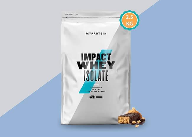 MyProtein Impact Whey Isolate