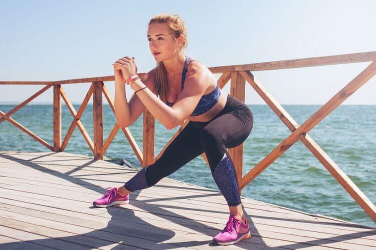5 bài tập giảm mỡ đùi trong mà chị em nên tập để có đôi chân thon gọn