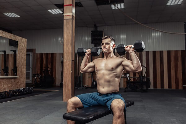 Tập luyện tăng sức mạnh